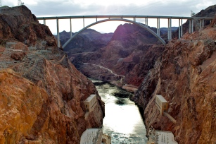 On The Hoover Dam