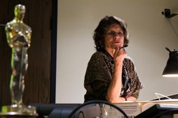 Oscar Winning Filmmaker Barbara Trent.